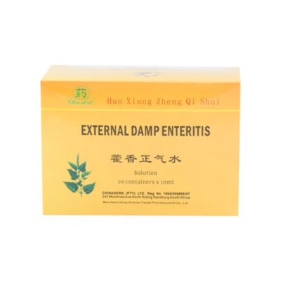 Exterior Damp Enteritis
