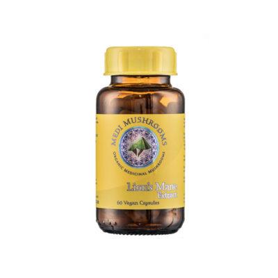 Reishi Medicinal Mushrooms - The Health Nut