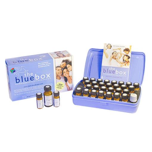 Pegasus Blue Box