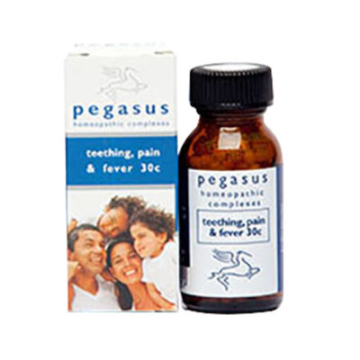 Pegasus Teething, Pain & Fever