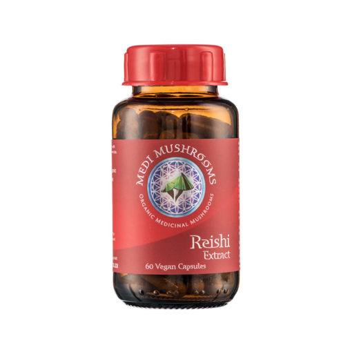 Reishi Medicinal Mushrooms