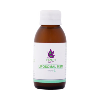 The Health Nut's Liposomal MSM
