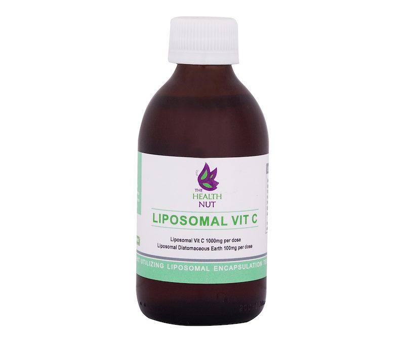 Vitamin C Therapy with Liposomal Vit C