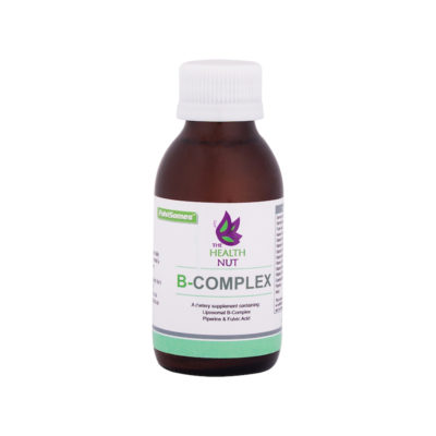 The Health Nut's Liposomal B-Complex
