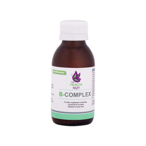 The Health Nut's Liposomal B-Complex