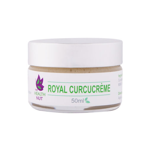 The Health Nut's Royal CurcuCréme