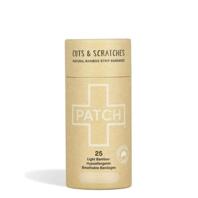 Patch Natural biodegradable adhesive bandages