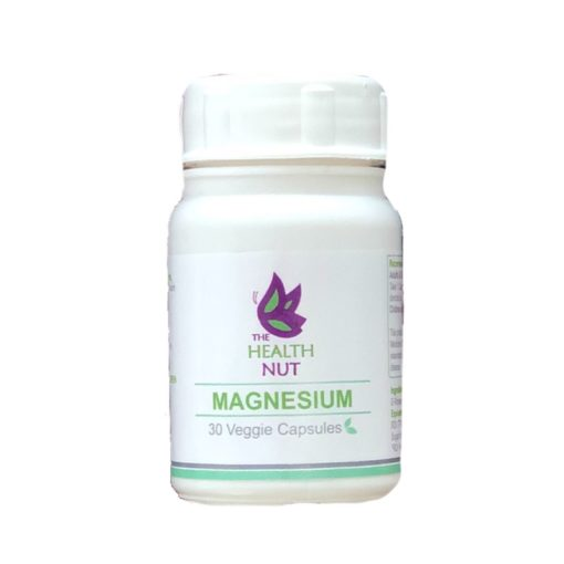 The Health Nut Magnesium