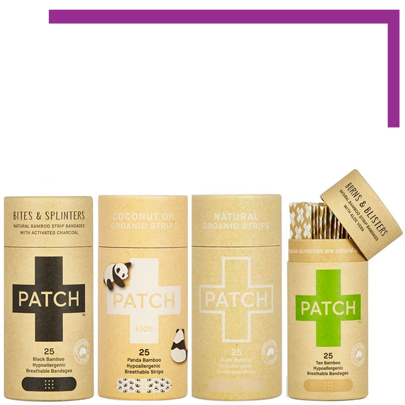 Patch Strip Adhesive Bandages