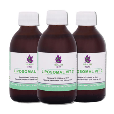 Liposomal Vitamin C – 3 For 2