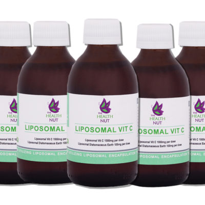 Liposomal Vitamin C – 5 For 3