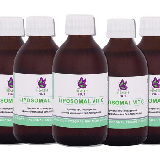 Liposomal Vitamin C – 5 For 3