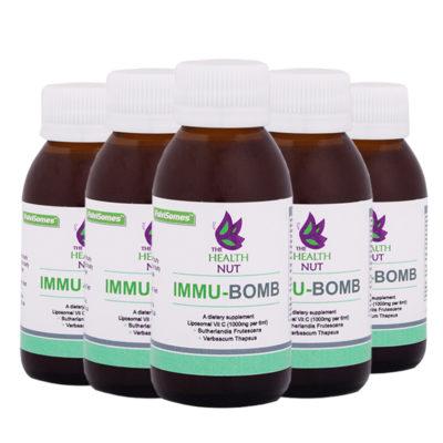 Immu-Bomb 5 for 3