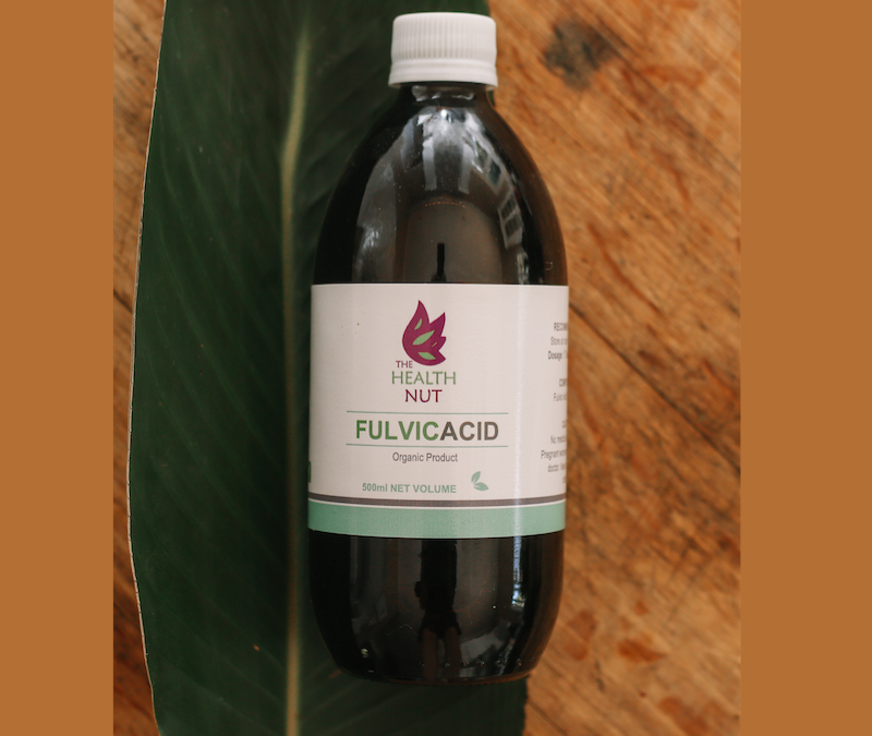 The Little Known Miracle of Life: Fulvic acid