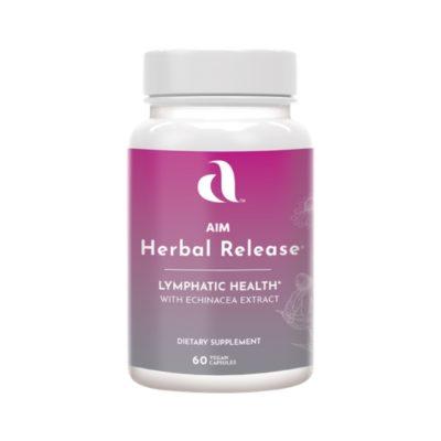 AiM Herbal Release Lymph Health
